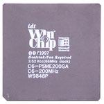 IDT WinChip C6 200 MHz