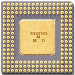Intel A80486 DX2-50 SX641