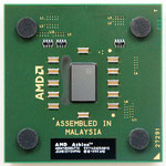 AMD Athlon XP 1800+ Thoroughbred