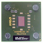 AMD Athlon XP 2100+ Thoroughbred