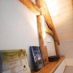 Strandhaus-Fehmarn I, Backbord, Detail verliebt