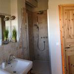 Strandhaus-Fehmarn I, Backbord, Badezimmer im OG