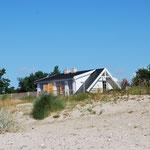 Strandhaus-Fehmarn I, Steuerbord, nicht weit zum Strand