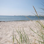 Strandhaus-Fehmarn I, Fehmarnsund, vorne am Strand