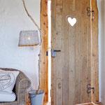 Strandhaus-Fehmarn I, Steuerbord, Detail verliebt