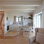 Strandhaus-Fehmarn I, Steuerbord, Ihre offene Küche