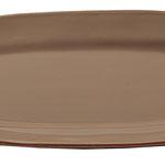 Platte oval lang. Casagemt