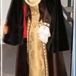 Ausstellung Reformation und 30jähriger Krieg, Kleid Dorotheas