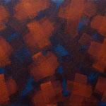 o.T., 2017 - VII, Acryl auf Jute, 70 x 100 cm