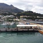 Hafen Neapel 2012