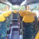 Unser neuer Bus für 17 Personen 2016