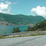 Norwegen 2013 mit Leihbus unterwegs