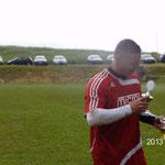 Bester Spieler: Patrick Oesteritz