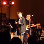 beim Nigel-Kennedy-Konzert