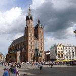 Marktplatz Rynek Glówny