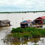 Wieder auf dem Mekong