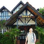 Cameron Highlands - unser Hotel