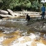Popokvil Wasserfall (keine Regenzeit)