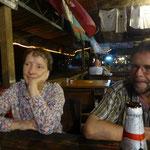 Die Welt ist klein: Treffen mit Ruth und Dieter