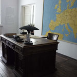 Oskar Schindlers Schreibtisch