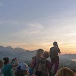 Berg Pousi in Luang Prabang