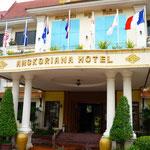 Unser Hotel in Siem Reap