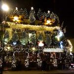Vorweihnachtszeit in London