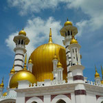Ubudah Moschee in Kuala Kangsar