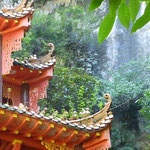 Tempelimpressionen in und um Ipoh