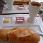 Üppiges Frühstück