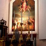 Pala dell'Assunta di Lorenzo Lotto