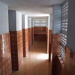 Corridor acces