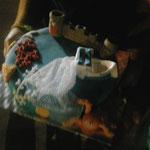 Alquiler de vacaciones en Santa María de Llorell, Foto del pastel ganador