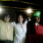 Alquiler de vacaciones en santa maría de Llorell, fotos de vecinos en el baile