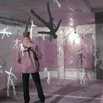 kunstwerkstatt-we Die Malschwestern Figuren in Bewegung