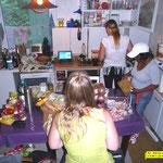 Wochenende in Görzig - Gemeinsames Kochen