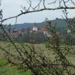 Blick auf Häfnerhaslach 18.04.2006