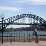 SpecailBag in Sydney mit Alex