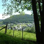 Wanderweg Silbach