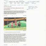 Bericht Geislingerzeitung vom 21.06.14