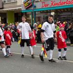 Die deutsche Mannschaft