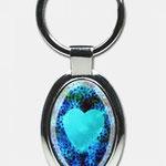 Wahre Liebe ( oval,blau )Dieser Artikel ist derzeit vergriffen