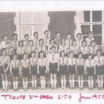 1955- Scouts 7e Caen