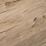 Wandverkleidung gehackte Eiche - natur, Oberfläche unbehandelt