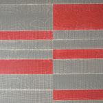 Wandverkleidung Vintage Rockin' Grey & Red