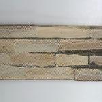 Wandverkleidung Massivholz Teak Bourbon, S. Fischbacher Living