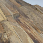 Wandverkleidung Massivholz Teak Scotch, S. Fischbacher Living