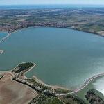 Lac de Villeneuve de la Raho