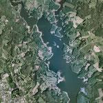 Lac de Neuvic ou Barrage de la Triouzoune