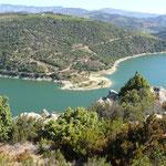Barrage de l'Agly ou Barrage de Caramany
